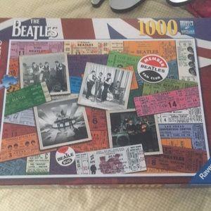 1000 Beatles puzzle